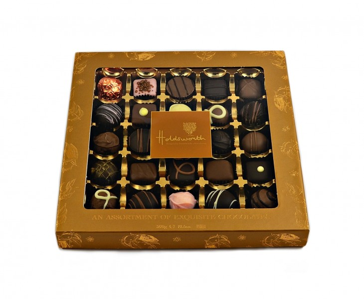 Luxury Window Box Assortment 300g